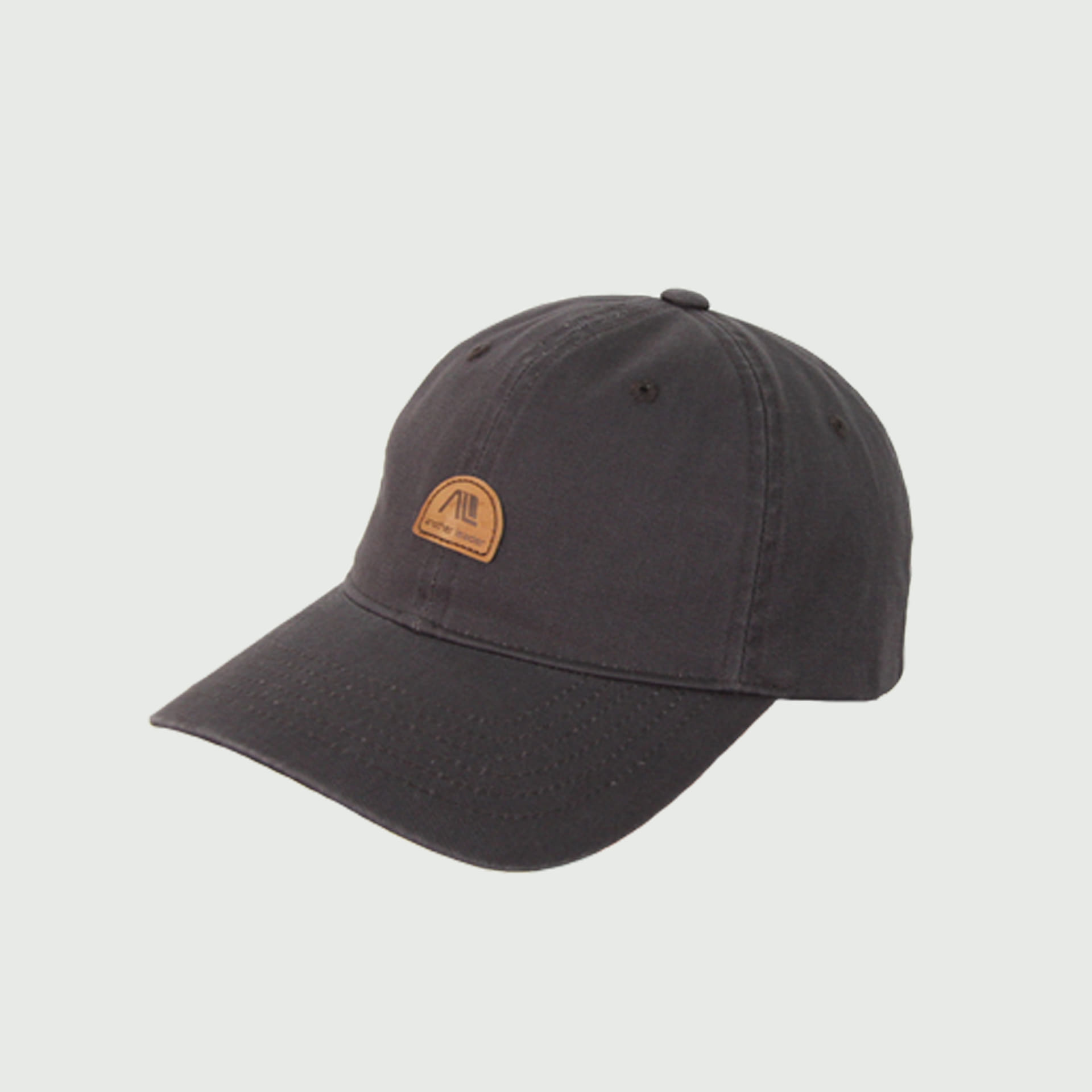 Wappen ball cap(Charcoal)