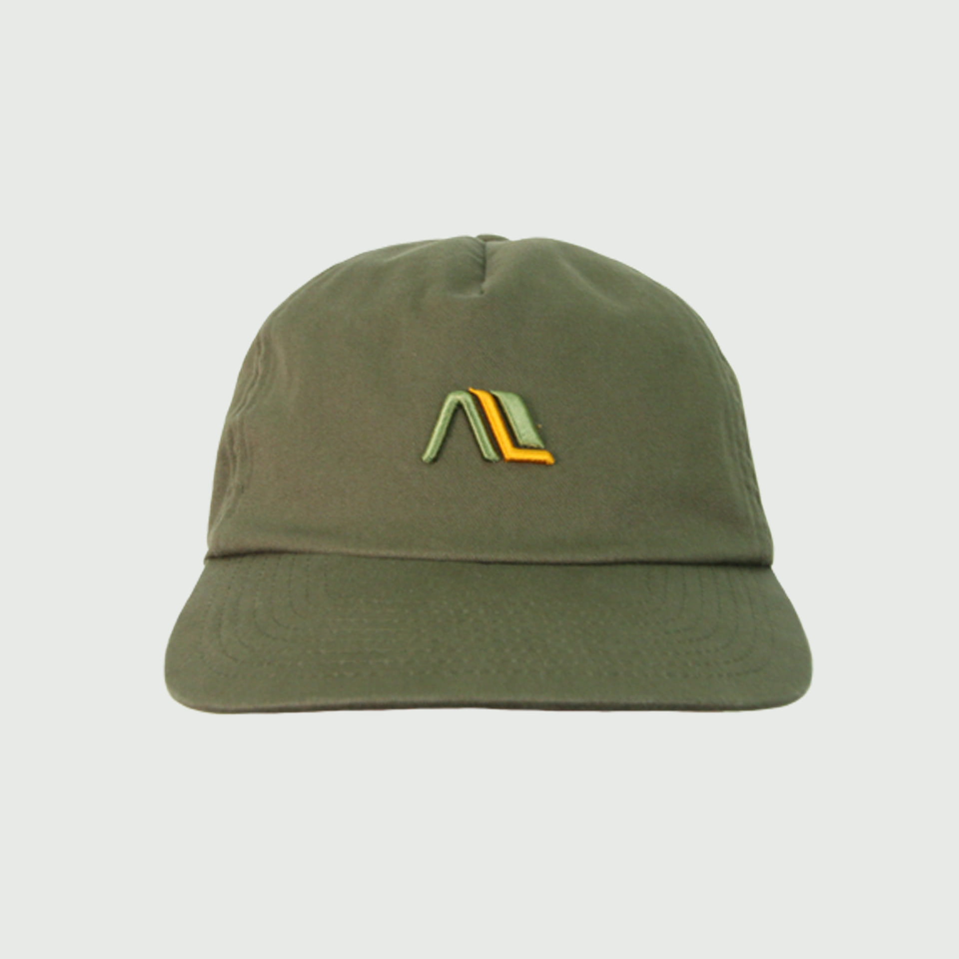 Another camp cap(Khaki)