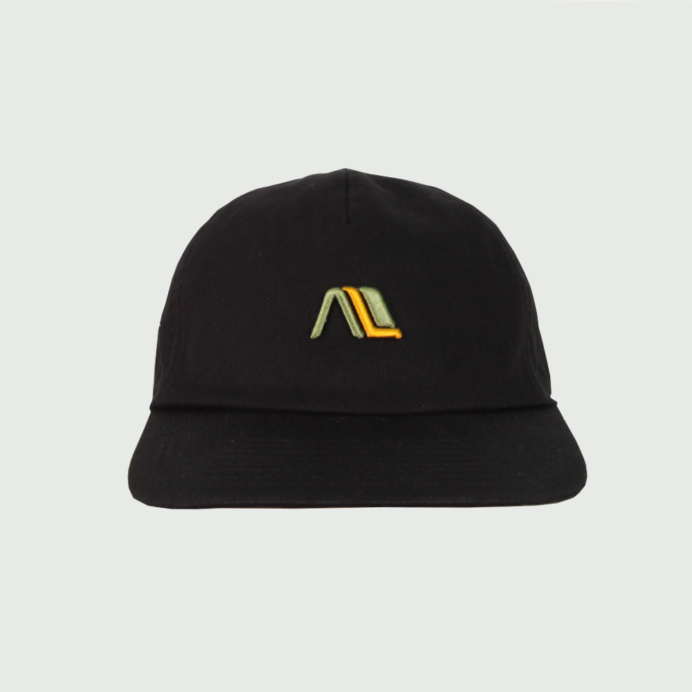 Another camp cap(Black)