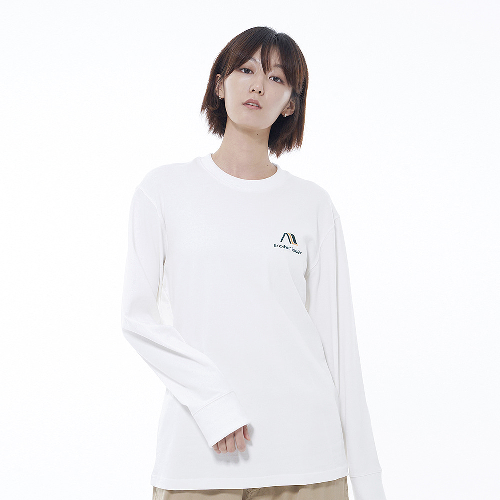 Basic Long Sleeve (White)
