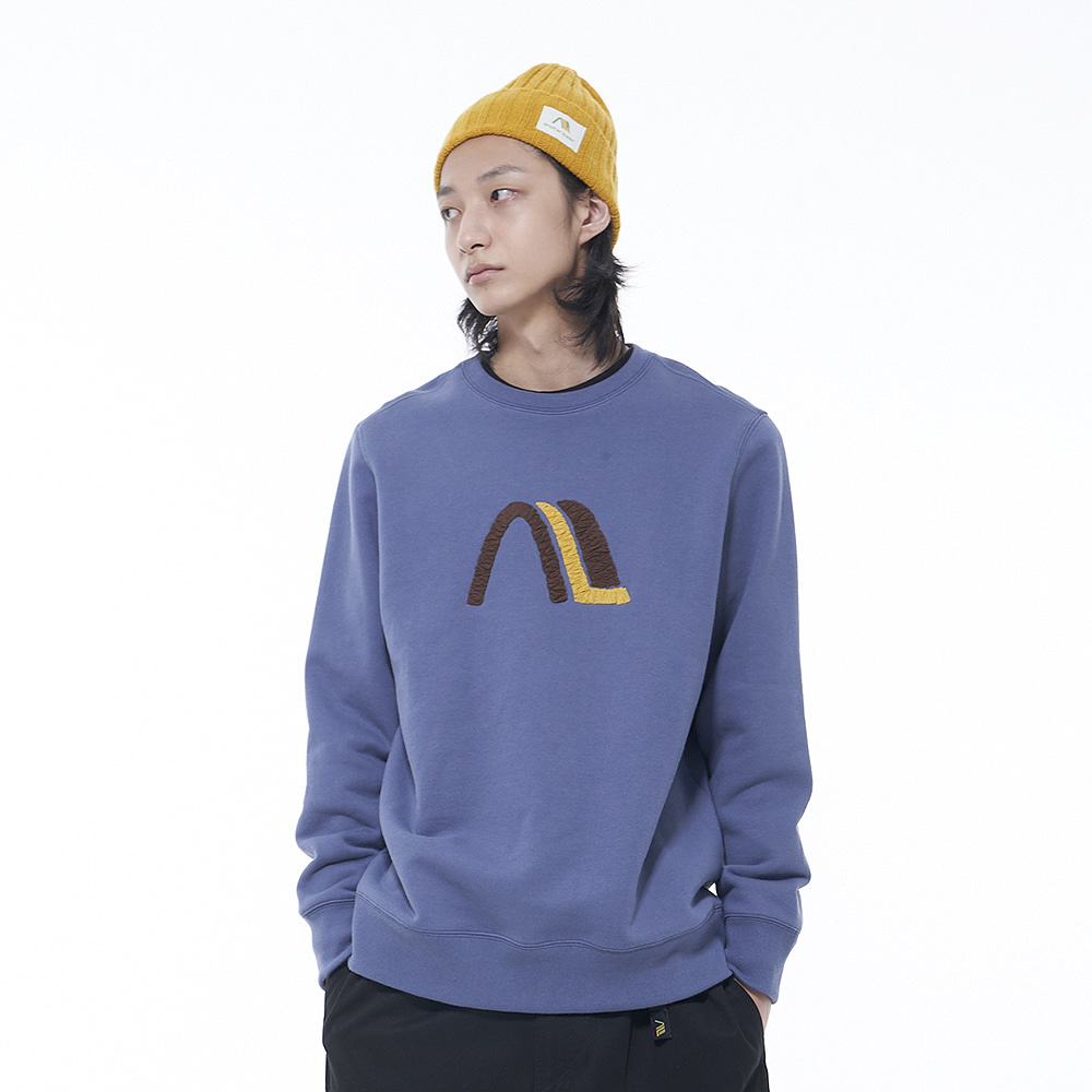 Another Sweat Shirt (Blue)