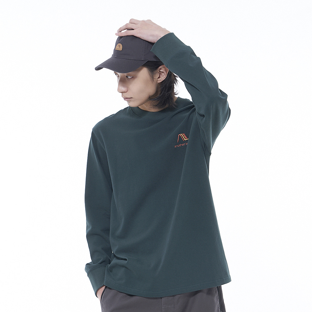 Basic Long Sleeve (Green)