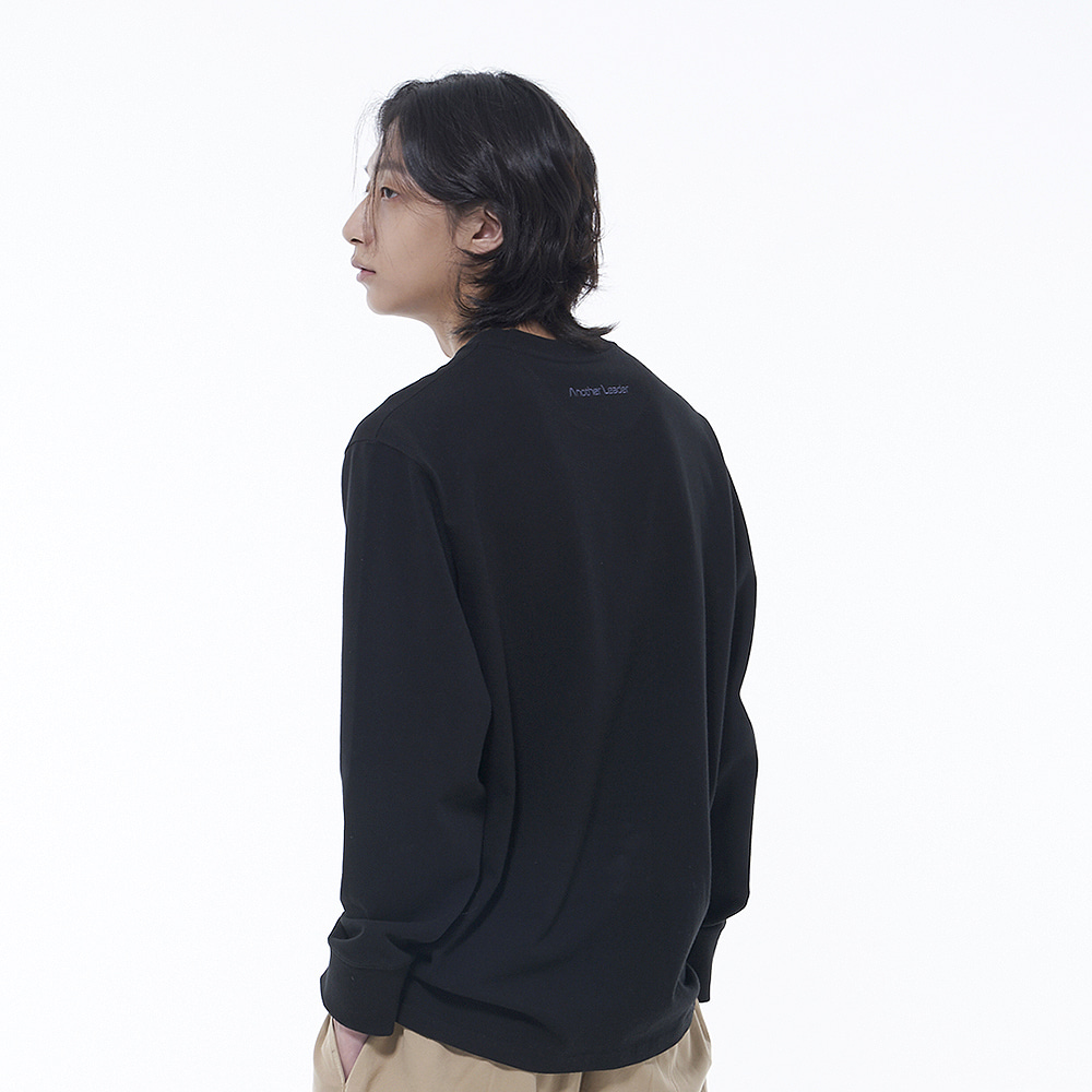 Basic Long Sleeve (Black)