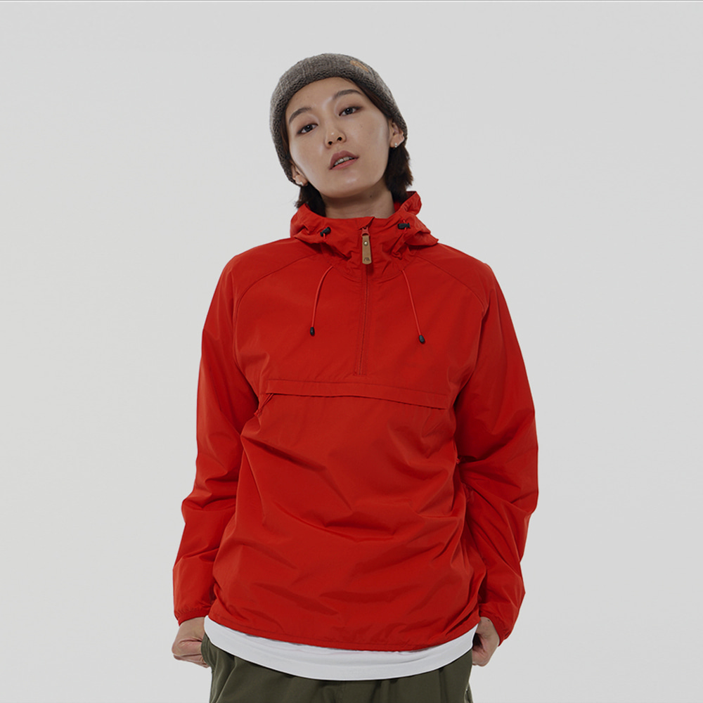 [MEMBRANE]Another Anorak (Red)