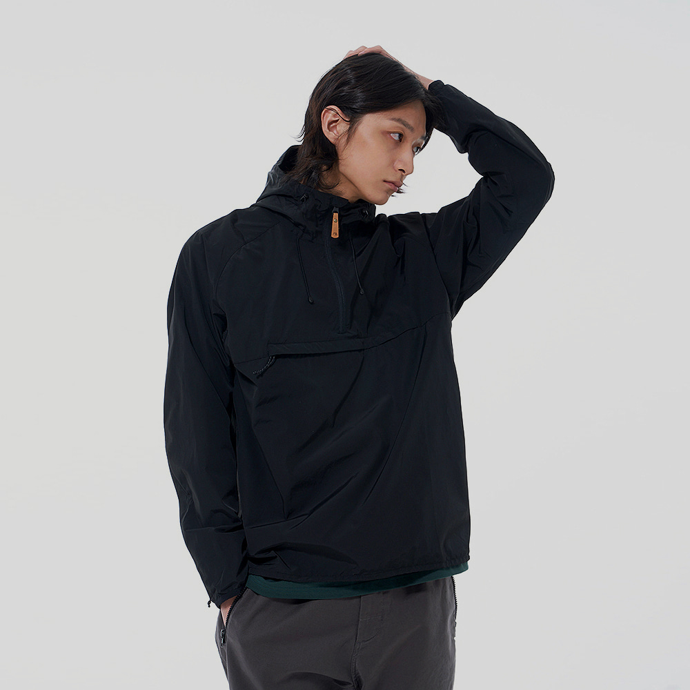 [MEMBRANE]Another Anorak (Black)