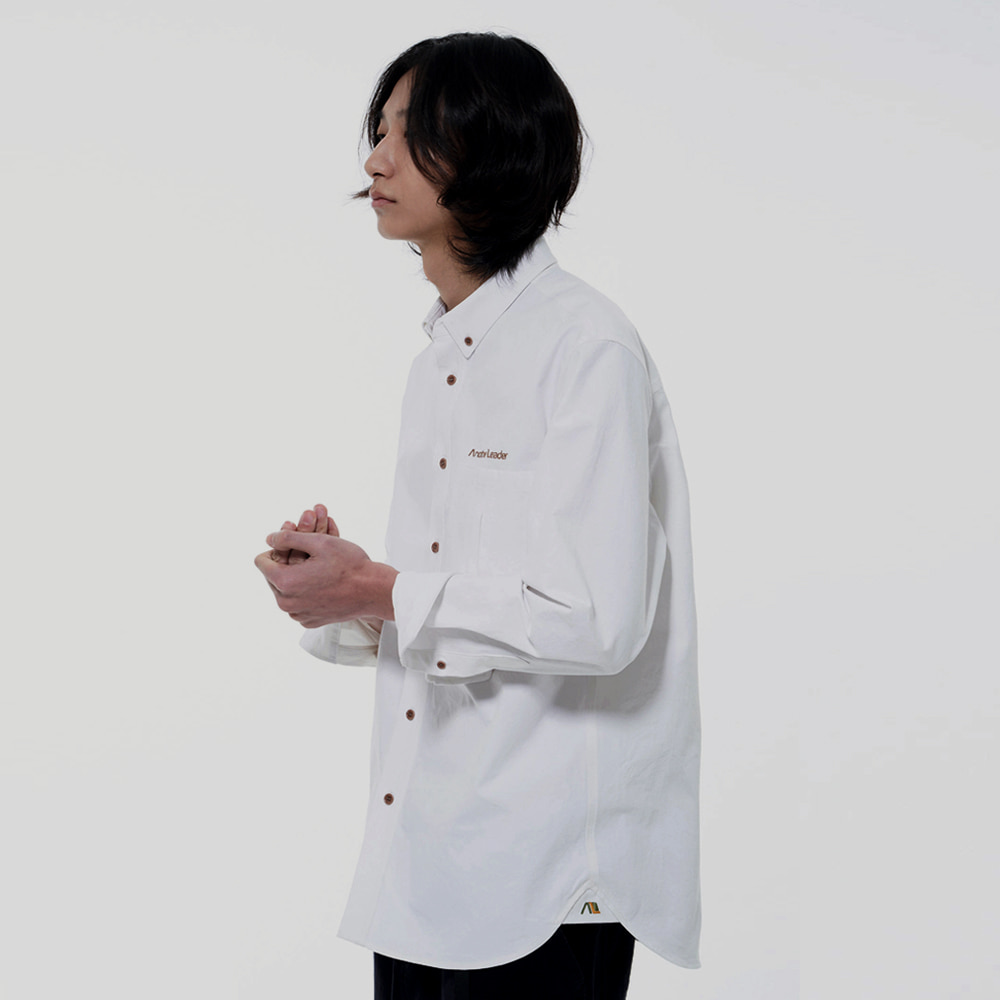 Washing Standard Shirt (White)