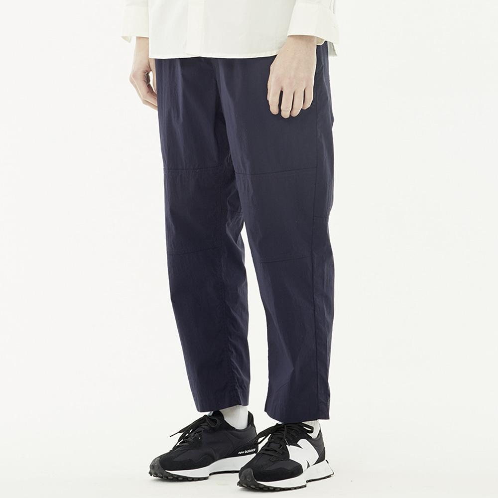 S/S loose pants (Navy)