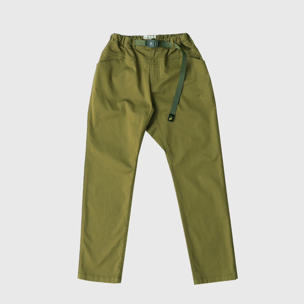 Leader Basic pants (Khaki)